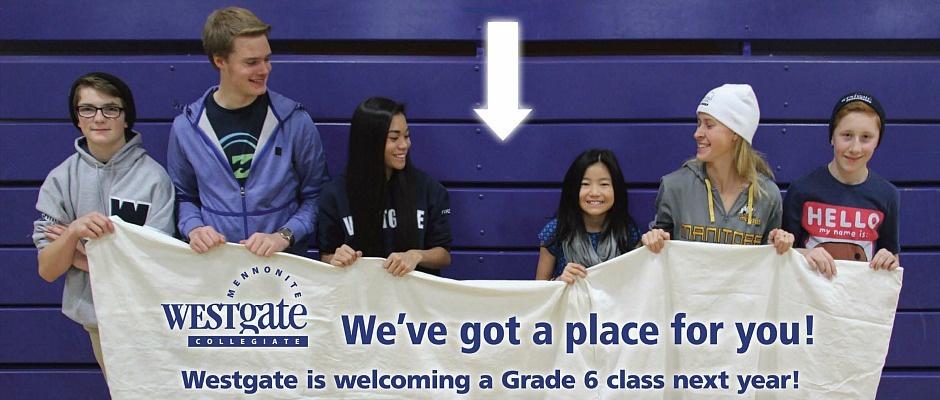 Grade 6 Ad