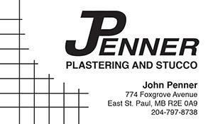 John Penner Plastering