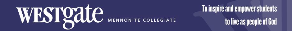 Westgate Mennonite Collegiate Logo